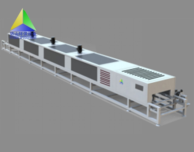 YS/HB--蒸汽+电热板双热源隧道炉
